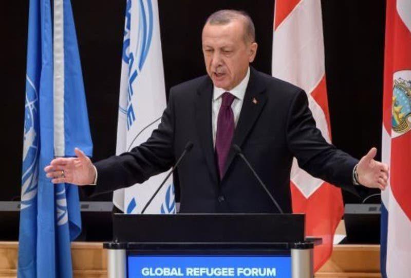 أردوغان: اضطررنا للتدخل بسوريا لغياب مساعدات للاجئين