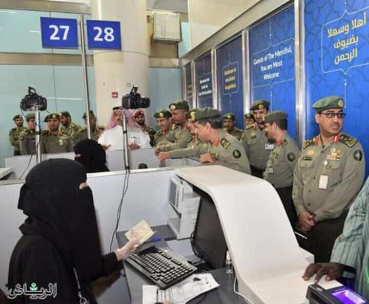 السعودية:  تعلن عن شرطان لعودة صاحب تأشيرة الخروج النهائي
